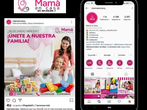 Mama en Casa – Empresa de aseo Villavicencio