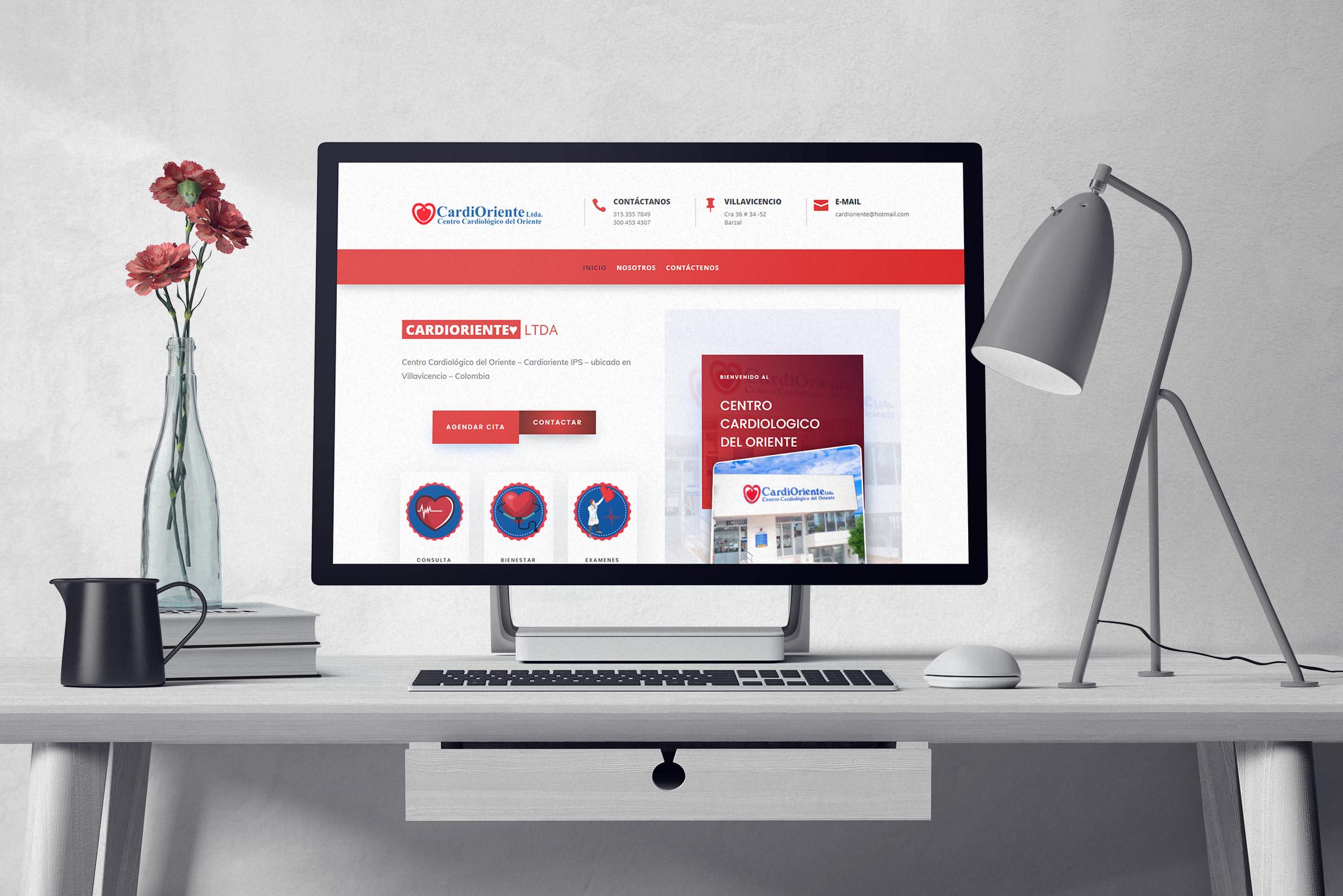 diseño de paginas web en villavicencio - yopal - bogota - bucaramanga