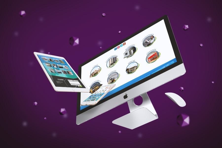 Diseño web de inmobiliaria Spirit Inmobiliaria Villavicencio