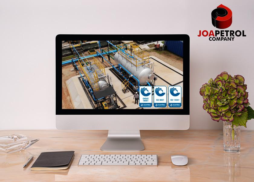 Video institucional para joapetrol empresa de industria petrolera y minera Bucaramanga Villavicencio